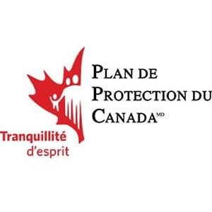 Logo plan de protection du Canada
